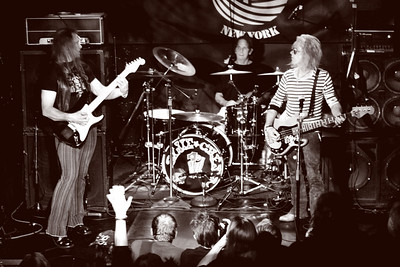 Blue Cheer Knitting Factory NYC