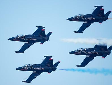 Blue Angels & US Harnet