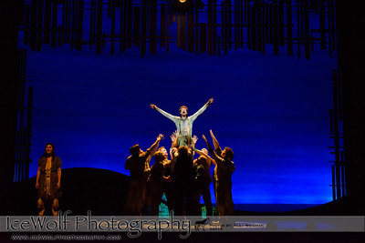 """""""Peter and the Starcatcher"""" Archival Photos"""