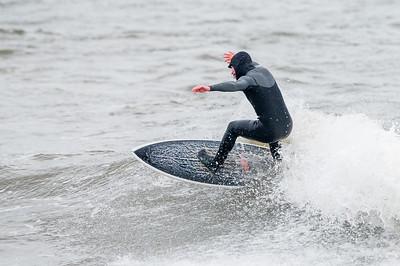 Aidan Smith Surfing Long Beach 5-3-21