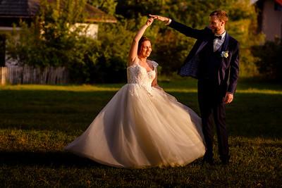 Nunta Clara si Tim