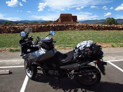 Lamy-Glorieta-Pecos Historic AT Ride  6-1-15