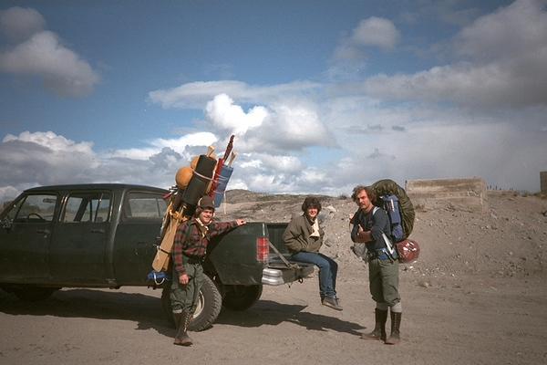 Greenland Trip, 1984