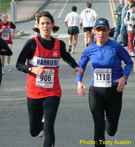 2004 Mill Bay 10K - Jill Hawe