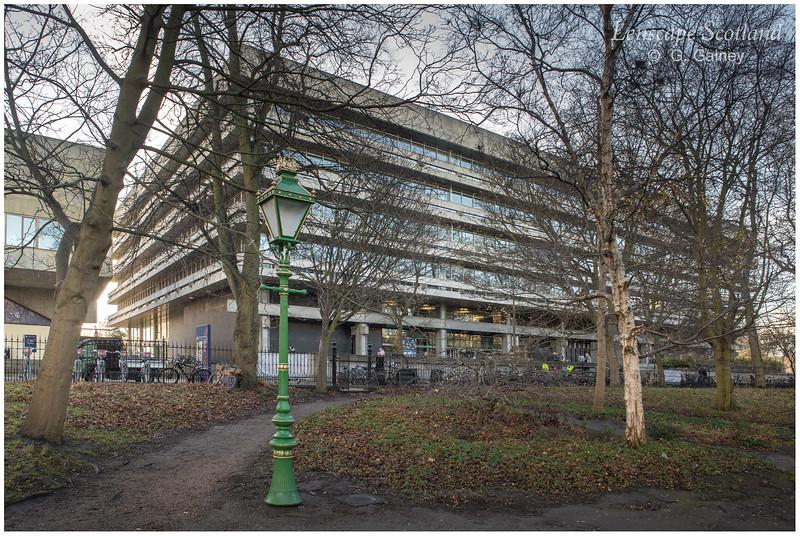 Edinburgh University Library, George Square