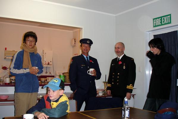 ANZAC Day 2007