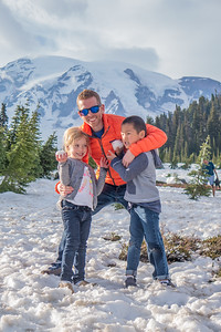 Pacific Northwest - Mount Rainier National Park