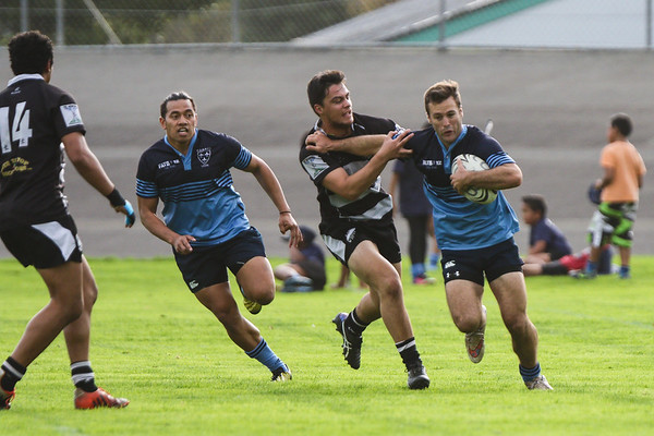 College Old Boys V Wanderers (Premiers) - 14 May 2016