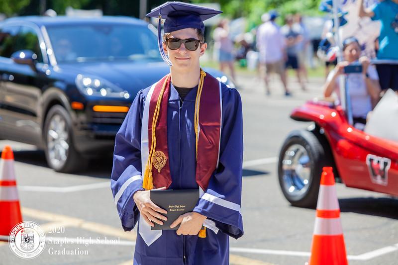 Dylan Goodman Photography - Staples High School Graduation 2020-175.jpg