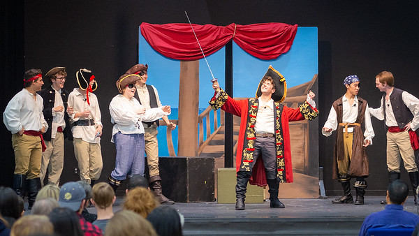 Pirates of Penzance 2019