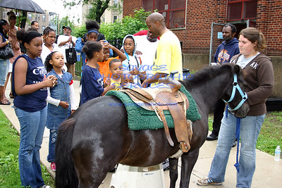 Childrens Horseback Riding