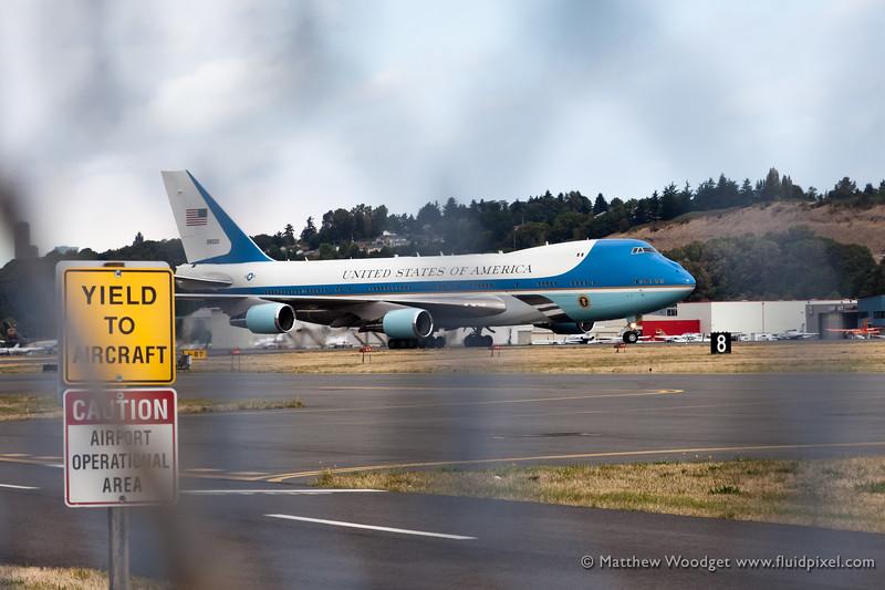 #268 - Power Landing