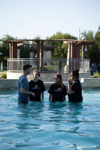 Baptisms June 22nd and 23rd 2019