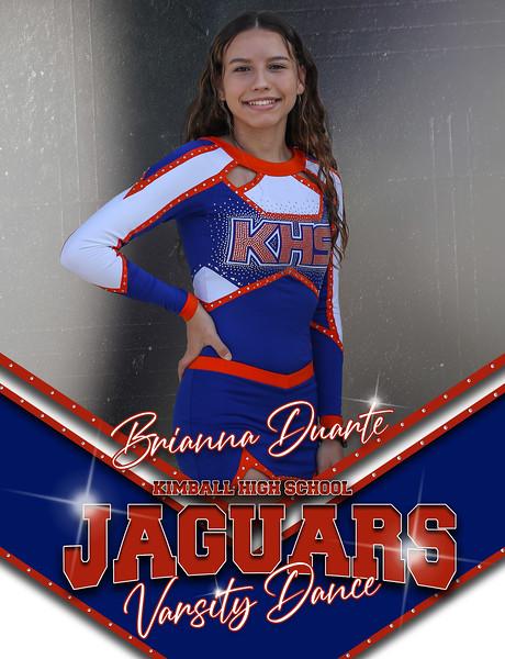 2021 - Brianna Duarte - Dance