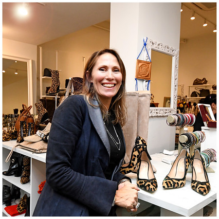 Jennifer Tattanelli's Private Boutique Event with Avenue Magazine