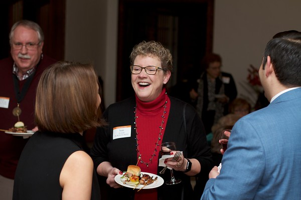 Lewis & Clark Holiday Reception 2018