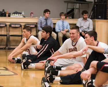 December 9 - Hall-Dale vs Telstar Varsity Boys BB