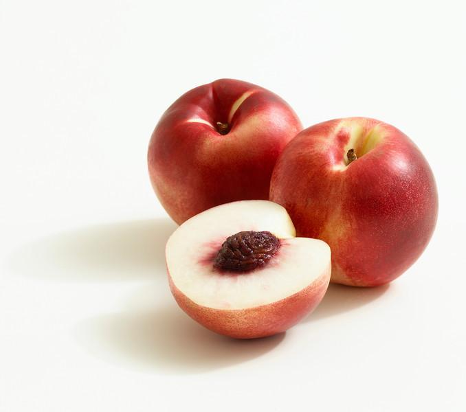 August Pearl Nectarine