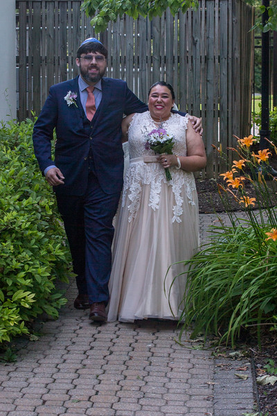 "On June 30, 2019, Ms. Rosie Graf &  Mr. Matt Zuhl were married in Columbia, MD at ""The Other Barn""."