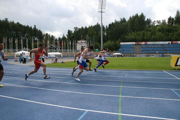 Lahti - Triple Jump - 800m Prelims