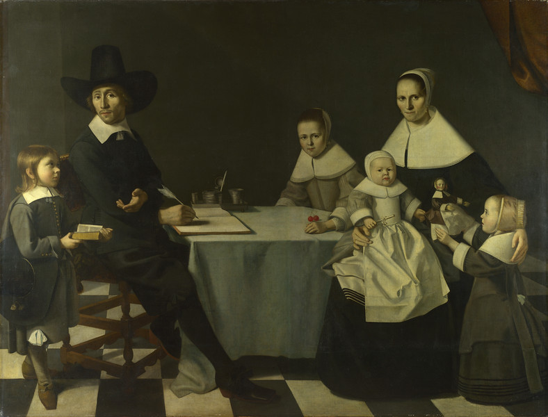 A Family Group