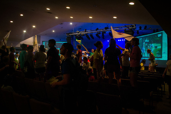 Sugar Creek Baptist Church: Youth - July 29, 2012, Evening
