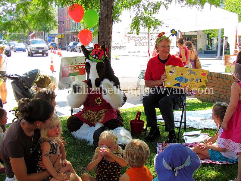 Easton Farmers Market, Easton, PA  6/23/2012