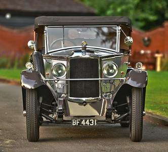 1928 Vauxhall 20/60 Melton Tourer BF4431