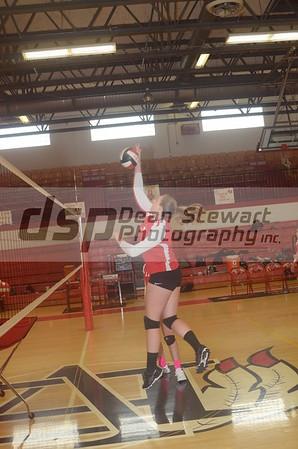 JV Volleyball 10-9-18