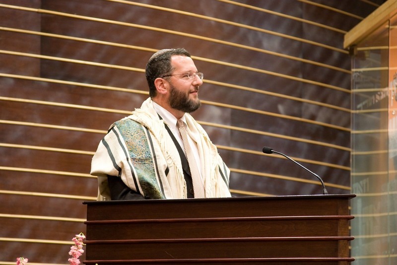 Rabbi Greg Harris -- Siyum HaTorah -- Beth El's Project 613: Writing a Torah
