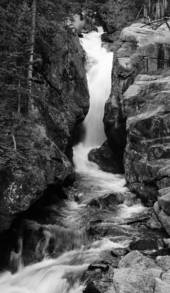 Chasm Falls, Fall Road.