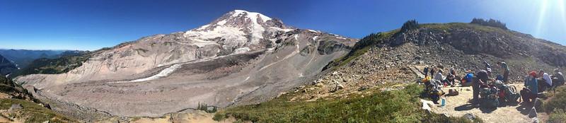 Mt Rainier 2015