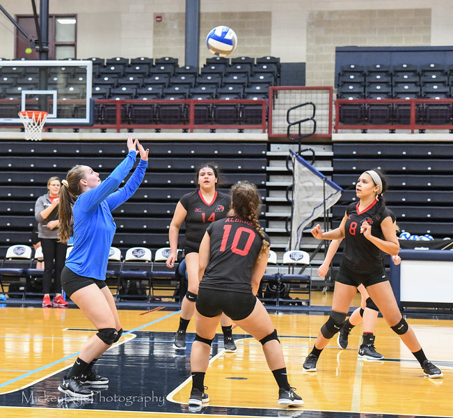 Albright College Volleyball