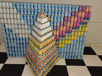 Canstruction 2014