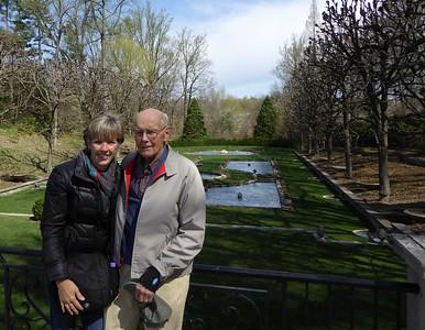 Longwood Gardens Spring 2015