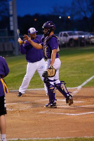 Shiner High Varsity Boys Baseball 2-19-18