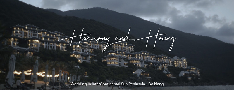 H & H | Wedding in InterContinental Sun Peninsula - Da Nang