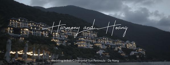 H & H   Wedding in InterContinental Sun Peninsula - Da Nang