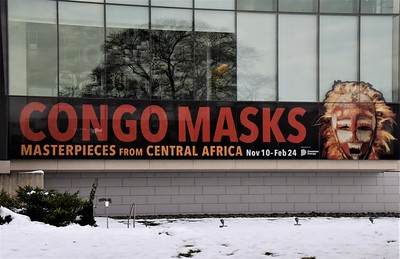 Congo Masks: Masterpieces from Central Africa VMFA