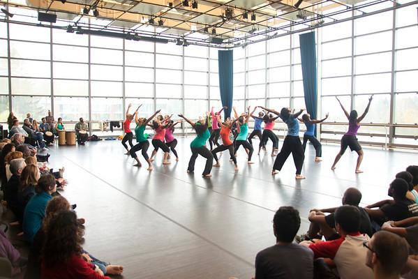 Williams College '62 Center - Dance