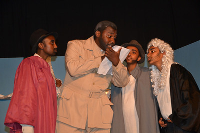 The Inspector General - Amharic Play 2012