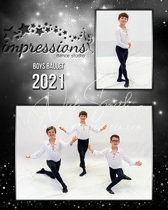 Boys Ballet Wed745 Eric