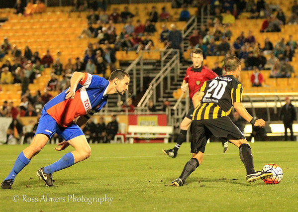 Charleston Battery vs FC Cincinnati March 26 2016