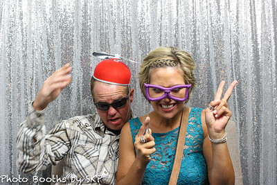 Aaron and Molly's Wedding Photo Booth Images