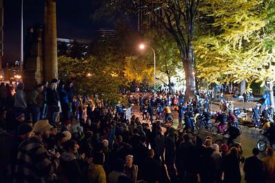 Occupy Portland 2011-11-13