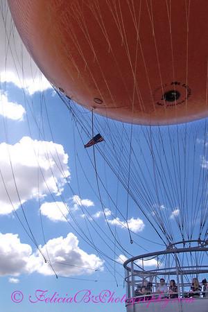 The Big Orange Balloon