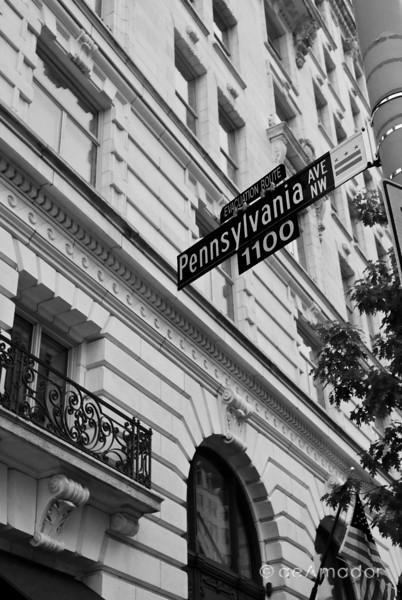 Pennsylvania Avenue, Washington D.C.