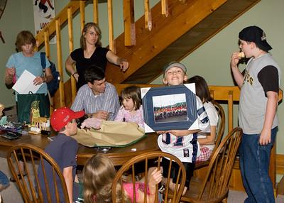 Sugarloaf Trail - Friday, August 15, 2008