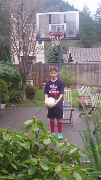 Tyler Soccer video