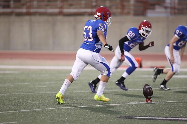 Freshman Red vs Grand Prairie